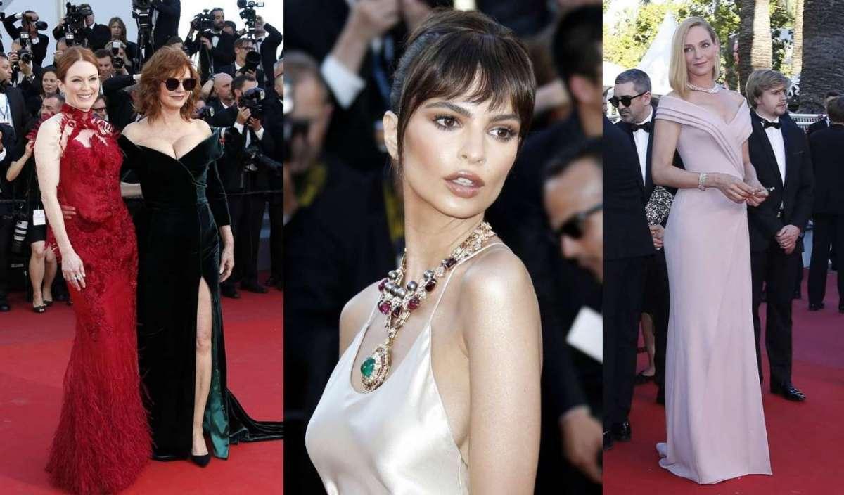 new arrival 55a2f 469ba Festival di Cannes 2017: gli abiti e i gioielli da sogno ...