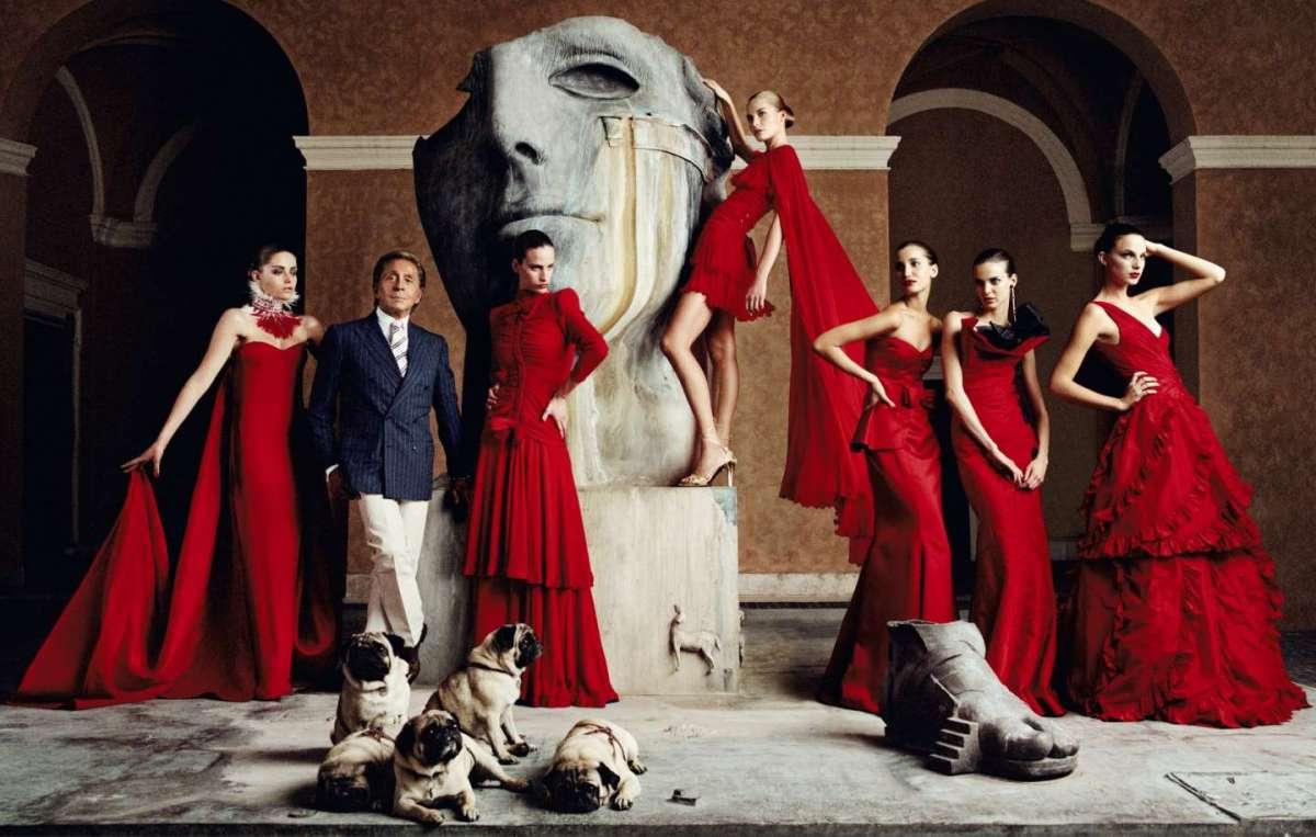 Buon compleanno Valentino Garavani: gli 85 anni dello stilista [FOTO]