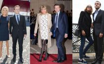 Brigitte Trogneux, la nuova Première Dame di Francia moglie di Emmanuel Macron [FOTO]
