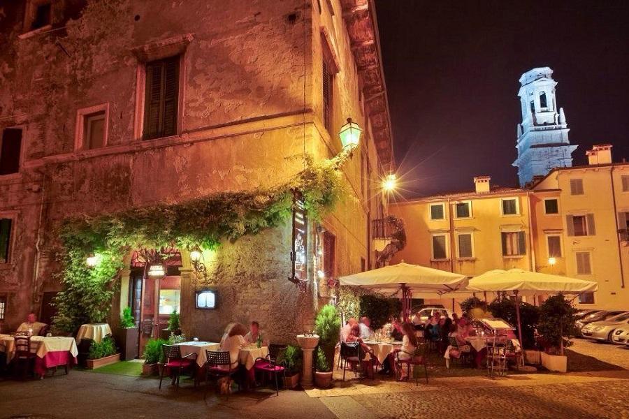 migliori ristoranti di Verona per una serata romantica