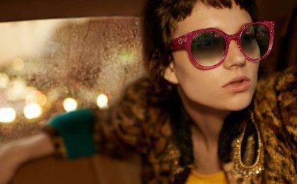 Occhiali da sole Gucci 2017: i modelli per la Primavera-Estate