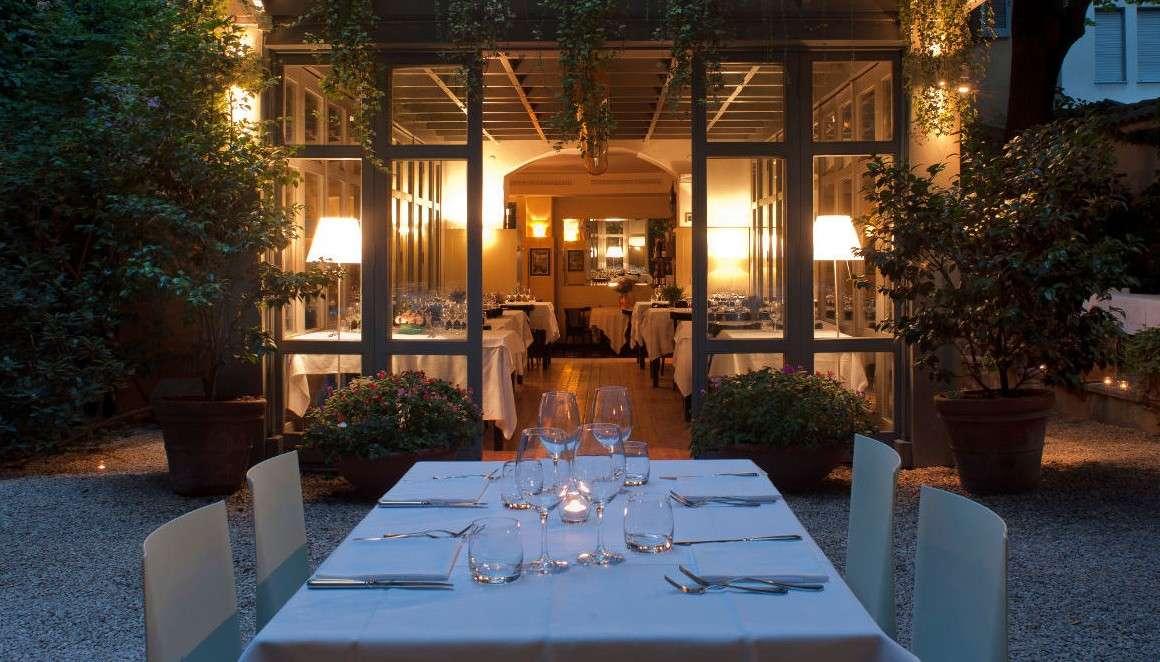 Ristoranti con giardino a Milano, i più romantici della città ...