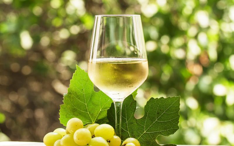 tipi di vino bianco