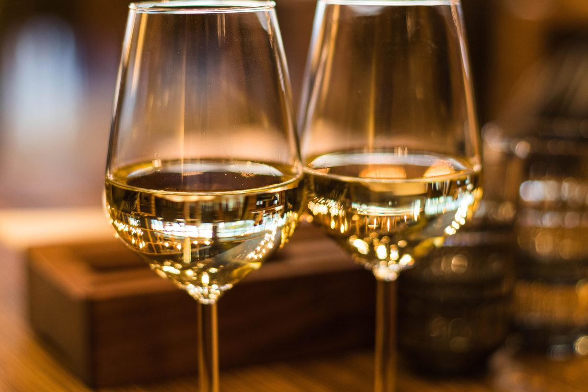 I migliori vini bianchi italiani