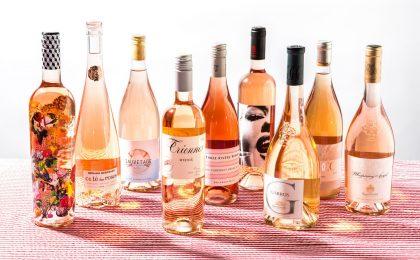 Vini rosati francesi, le etichette più famose