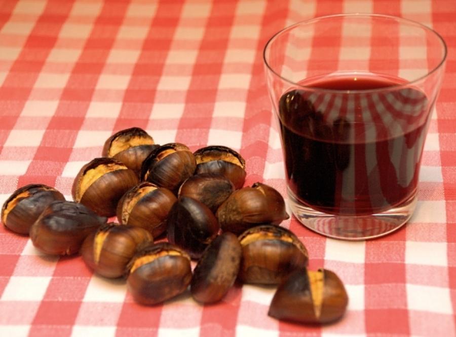 vinorossocastagne
