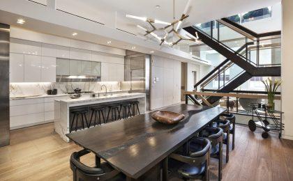 A New York è in vendita un modernissimo residence a Tribeca