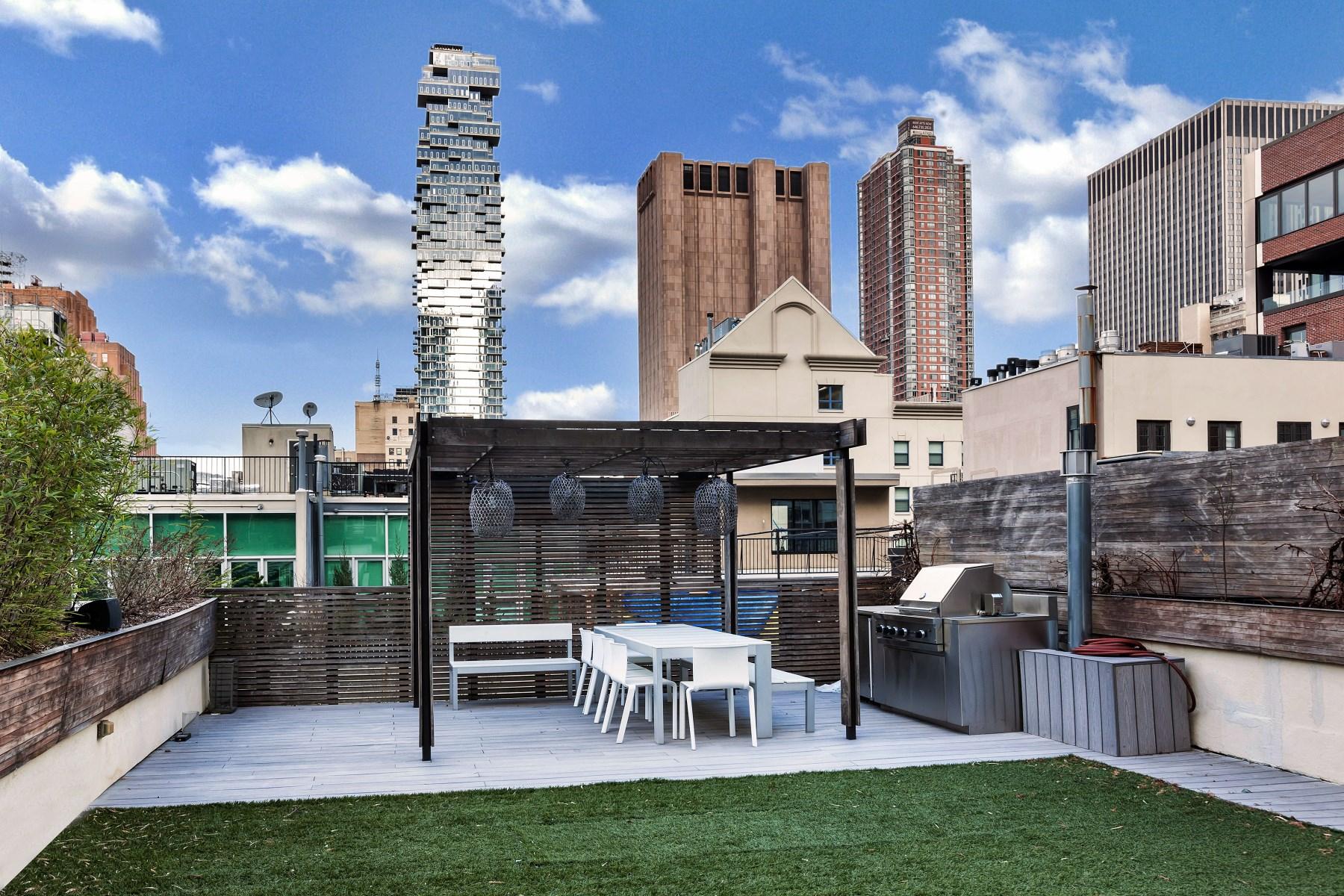 A New York è in vendita il modernissimo residence Tribeca (11)
