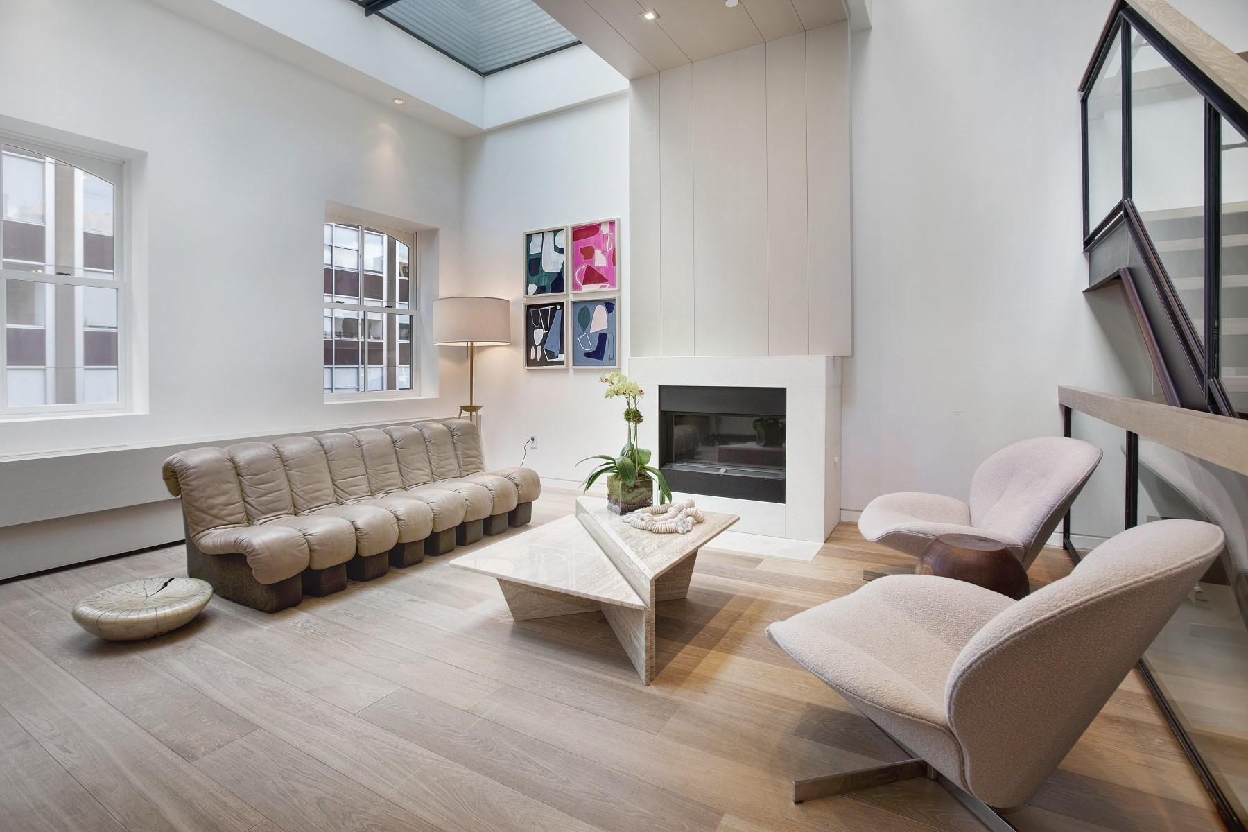 A New York è in vendita il modernissimo residence Tribeca (6)