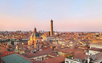 3 aperitivi panoramici in terrazza a Bologna