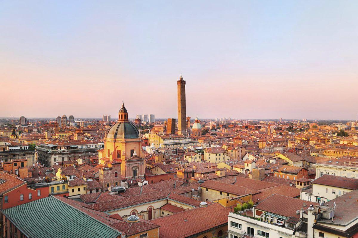 3 aperitivi panoramici in terrazza a Bologna - My Luxury