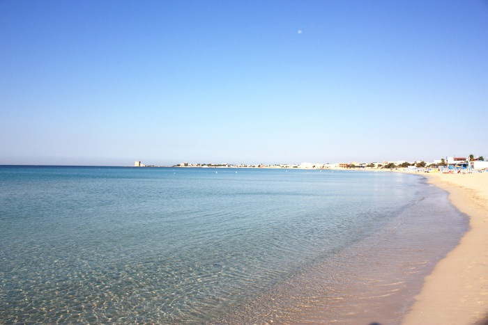 Baia di torre lapillo spiagge più belle salento puglia