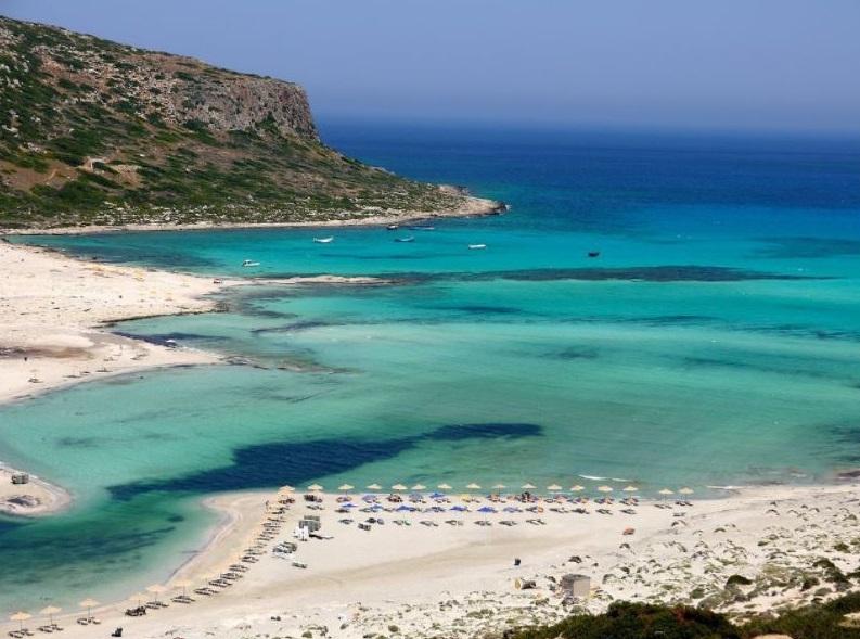 Balos Beach and Lagoon a Creta spiagge più belle d'europa