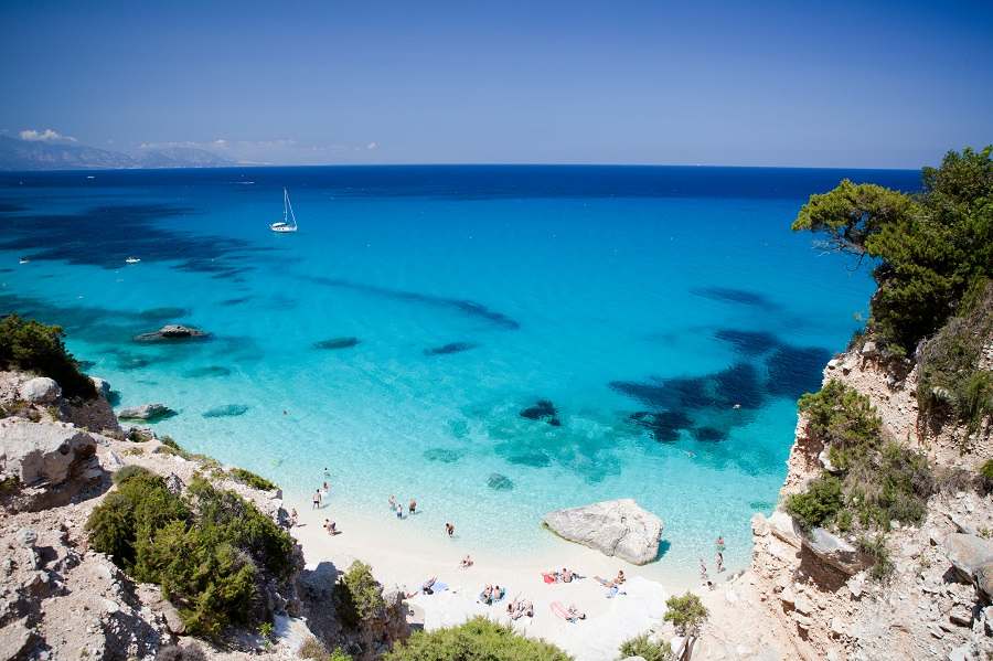 Cala Goloritzé – Sardegna spiagge bianche italia
