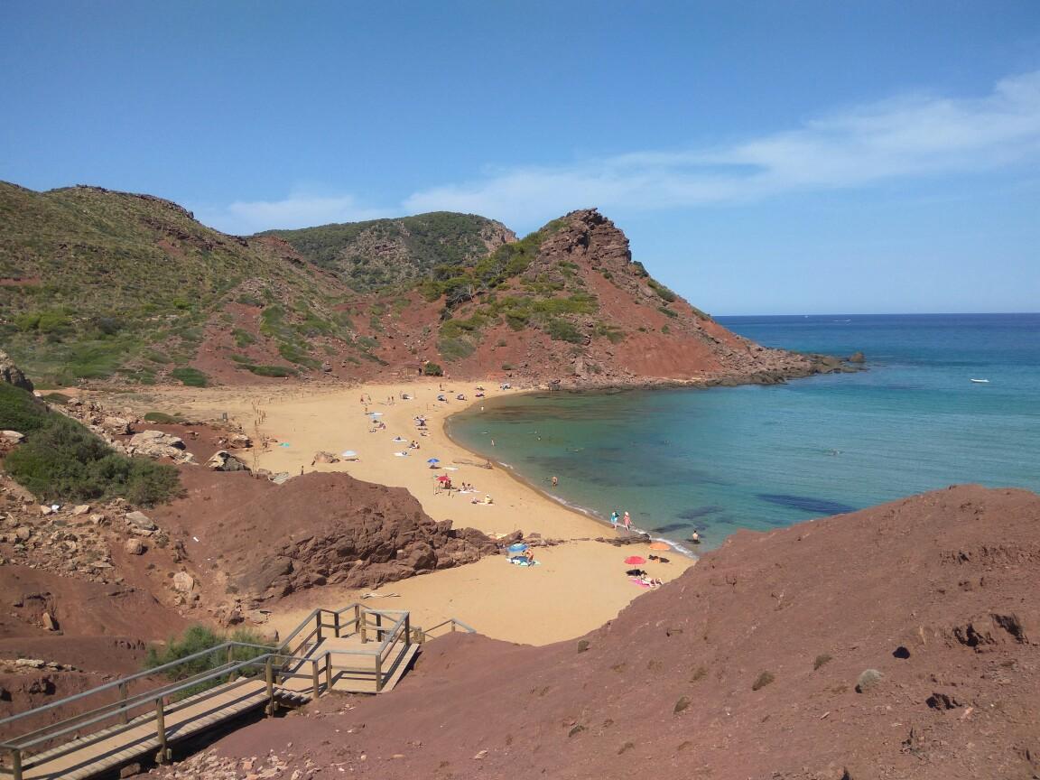 Cala Pilar spiagge più belle minorca