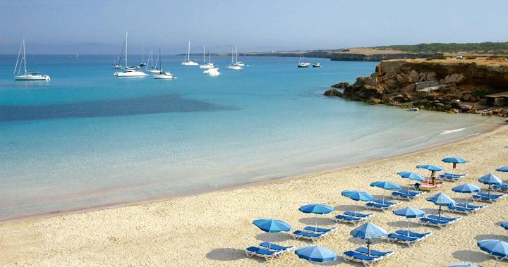Cala Saona a Formentera spiagge più belle