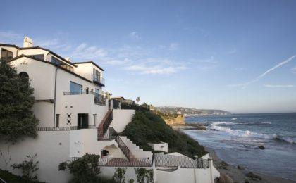 Diane Keaton vende la sua tenuta di Laguna Beach