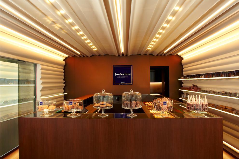 Chocolate Bar Jean Paul Hévin