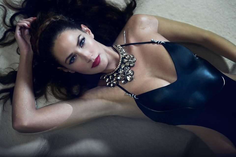 Collana gioiello Anne Garcia