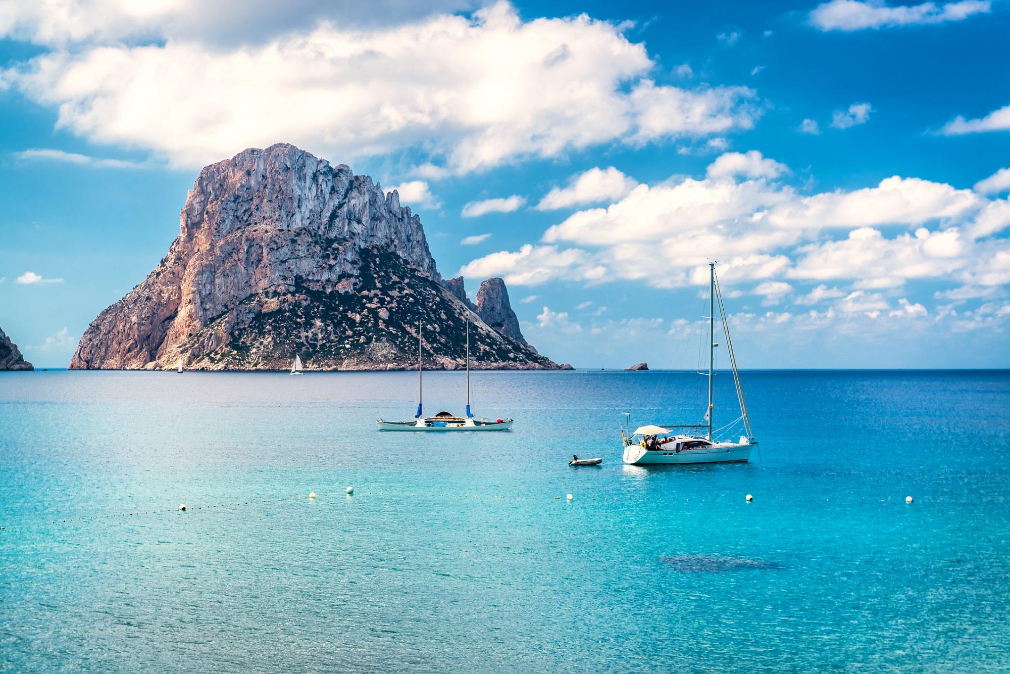 Es Vedra a Ibiza