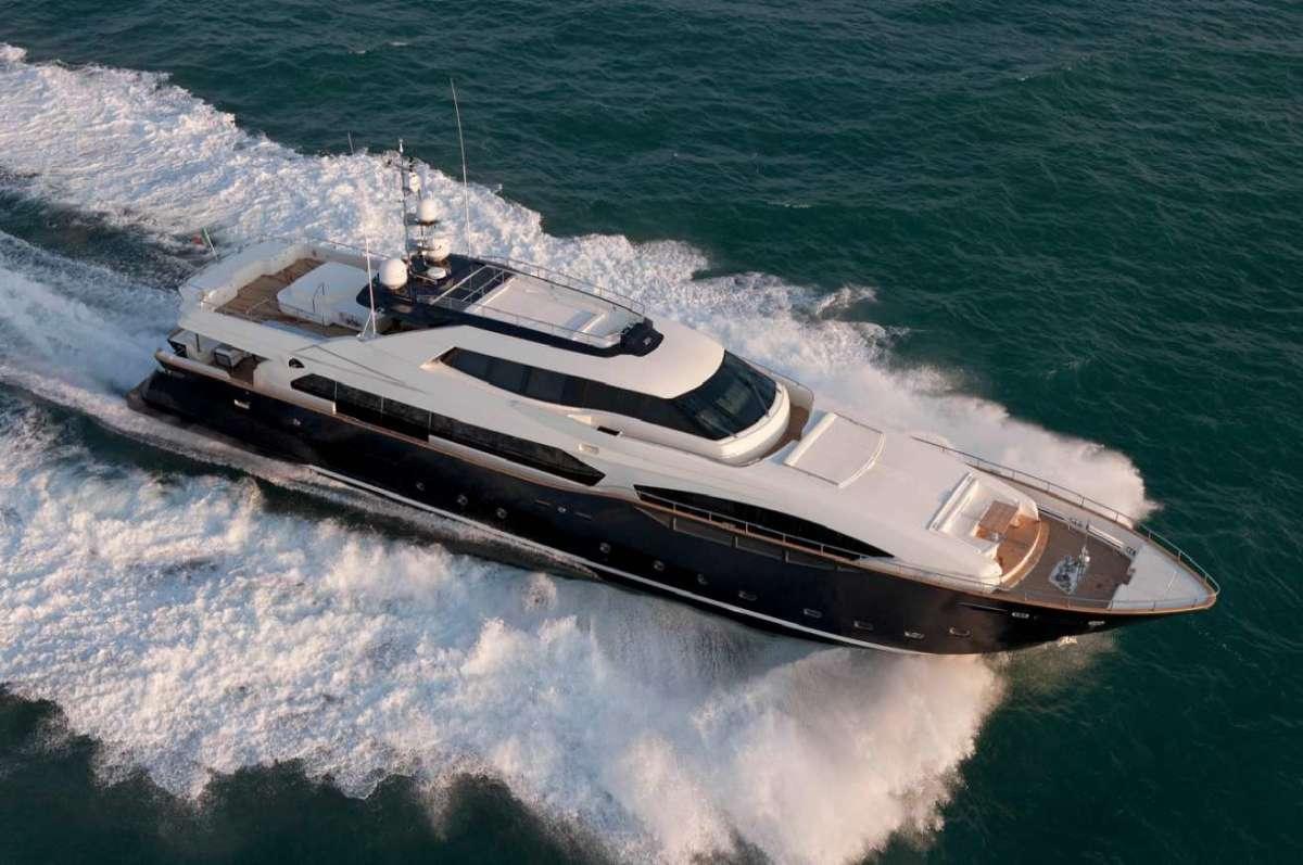Ferretti yacht berlusconi