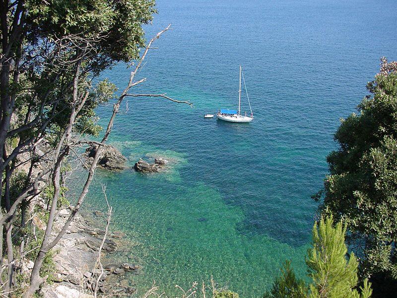 Isola d'Elba e la Toscana