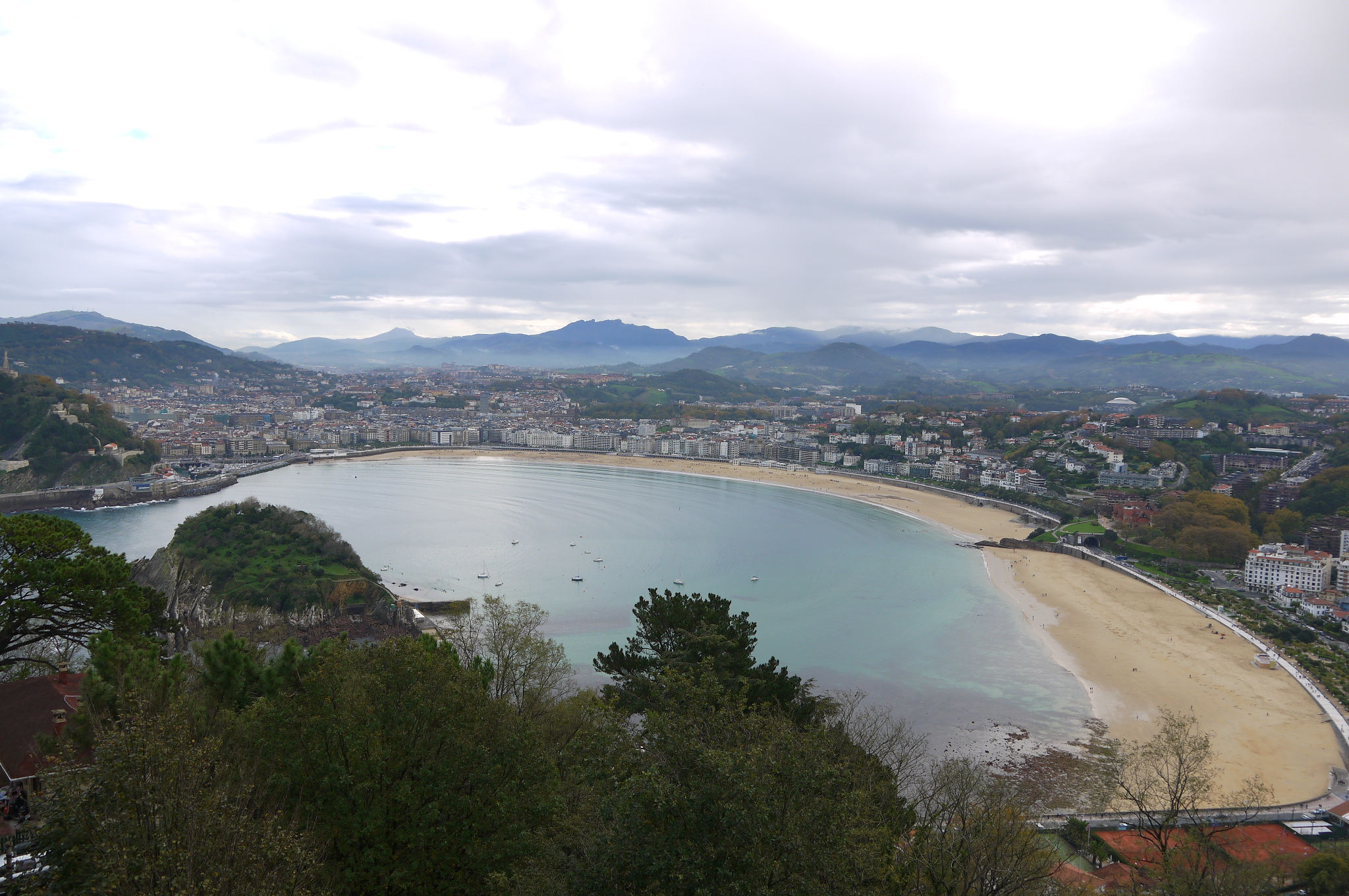 La Concha – Spagna spiagge più belle d'europa