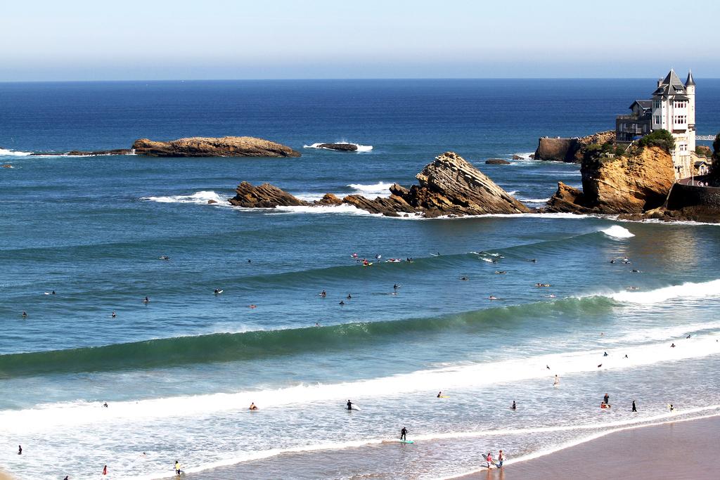 La Cote La Cote des Basques – Francia spiagge più belle d'europa