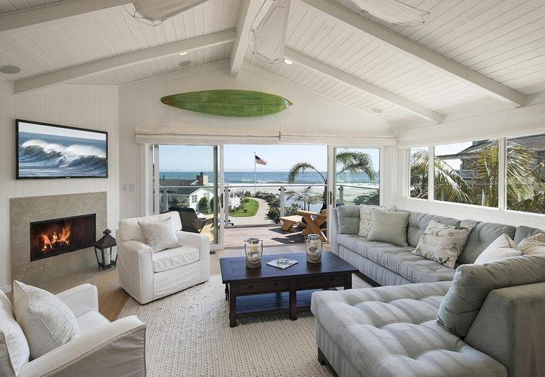 La splendida casa sulla spiaggia di Mila Kunis e Ashton Kutcher (3)