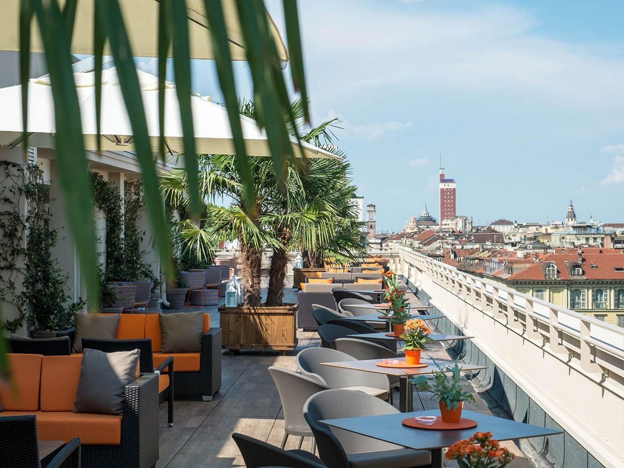 Torino: 6 terrazze per l\'aperitivo [FOTO] - My Luxury
