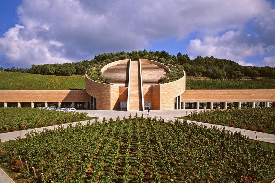 Petra Wine, Toscana