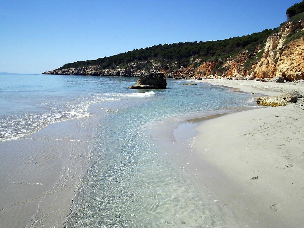 Playa De Binigaus a Minorca