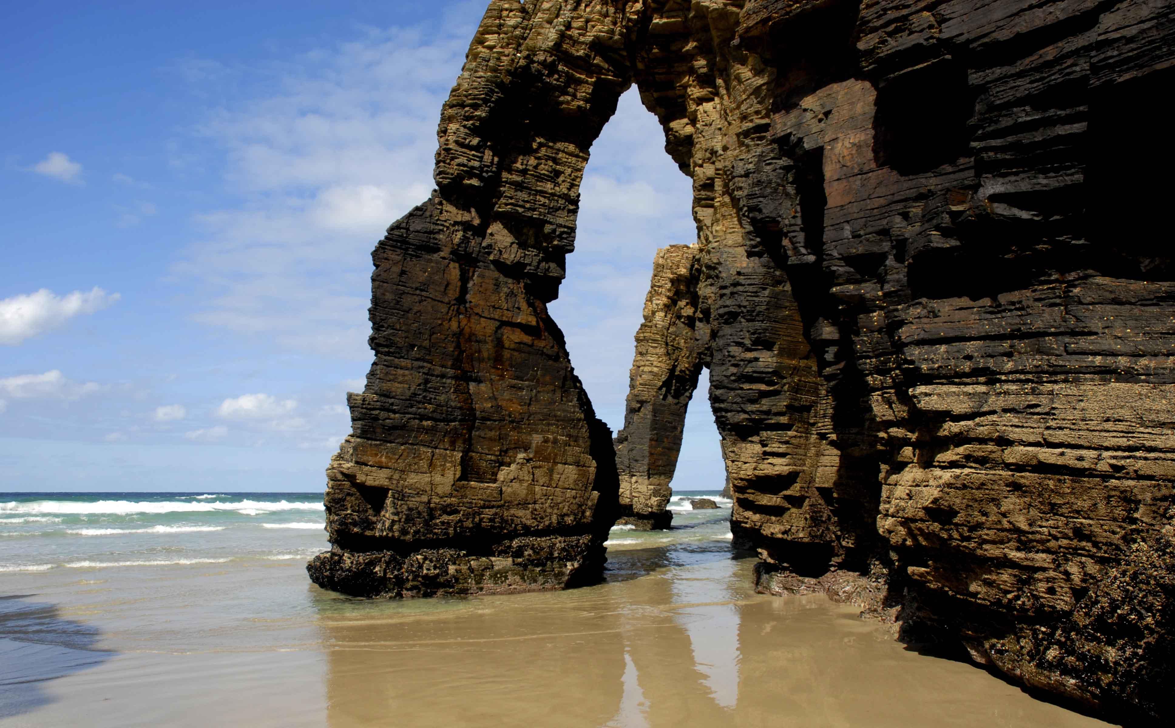 Playa de las Catedrales, Ribadeo – Spagna spiagge più belle del mondo
