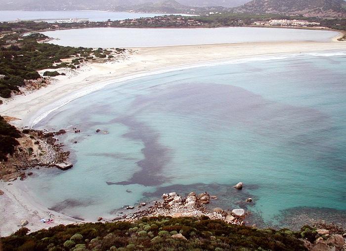 Porto Giunco e le spiagge della Sardegna sud