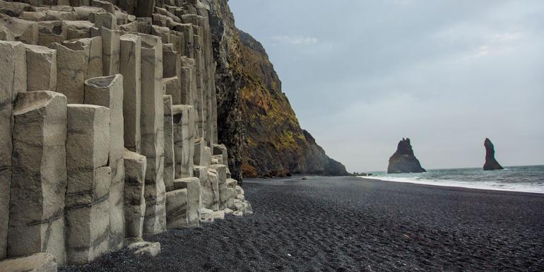 Reynisfjara – Islanda spiagge più belle d'europa