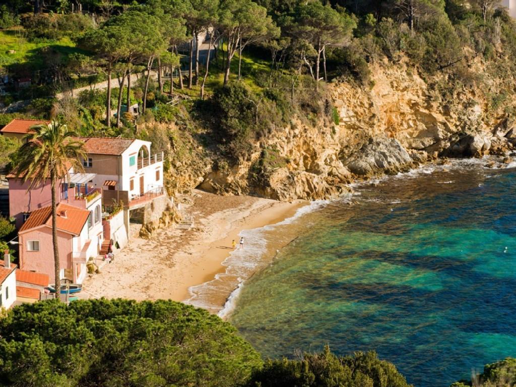 Spiaggia di Forno spiagge più belle isola d'elba
