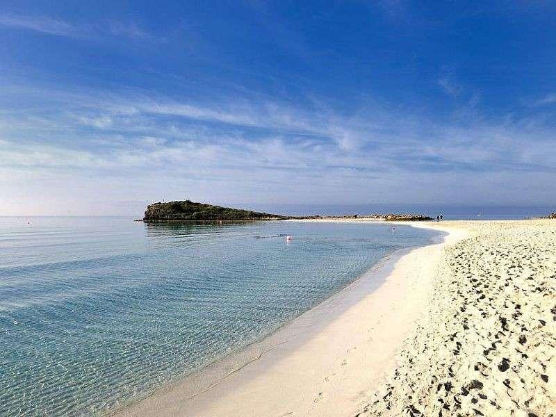 Spiaggia di Nissi a Cipro spiagge più belle d'europa