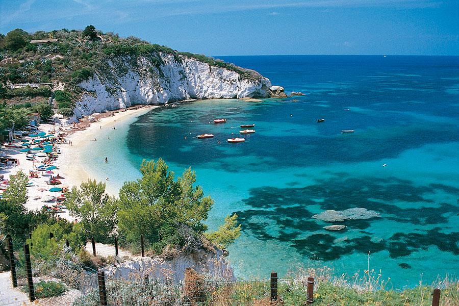 Spiaggia di Padulella