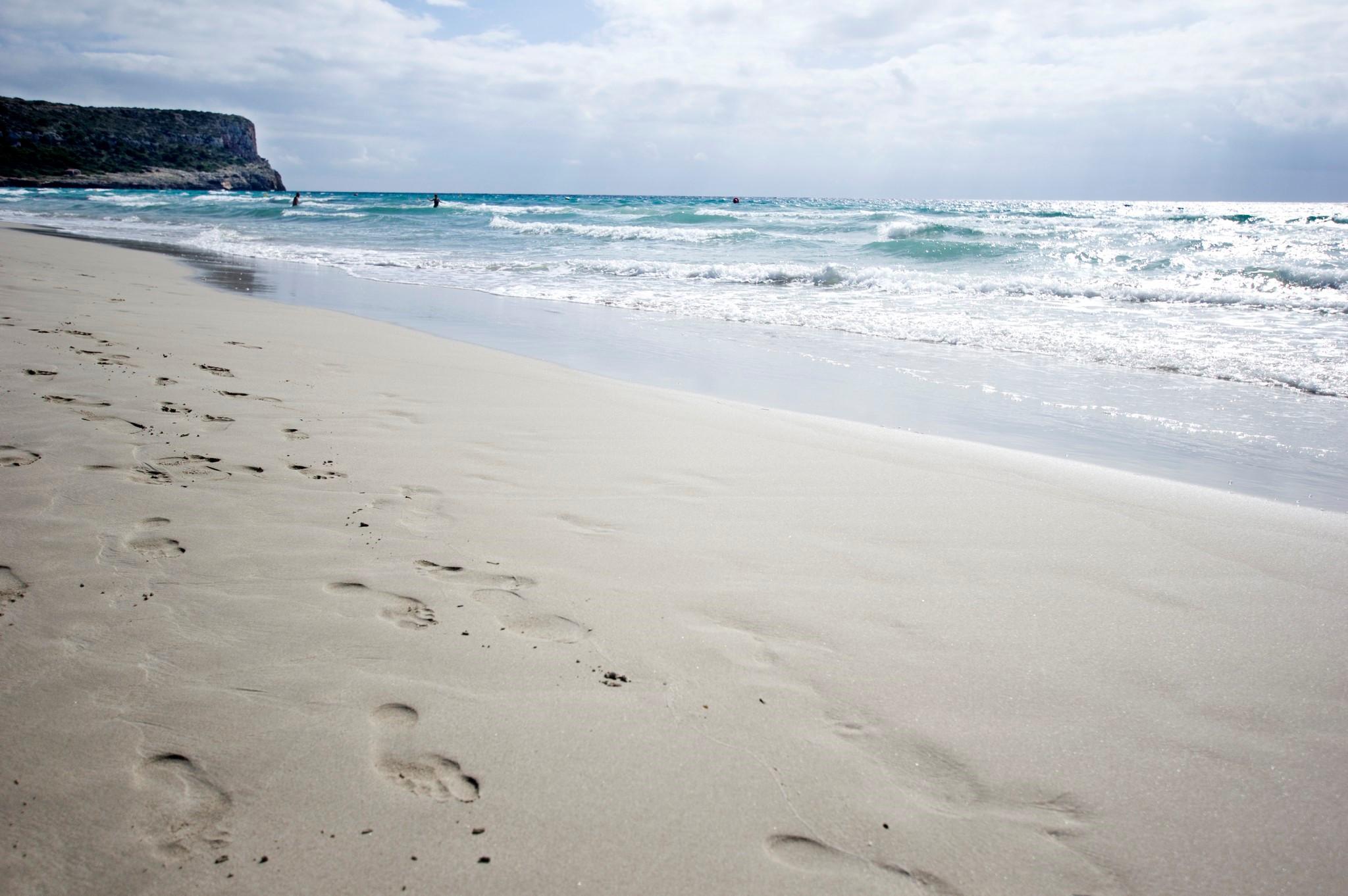 Spiaggia di Son Bou a Minorca