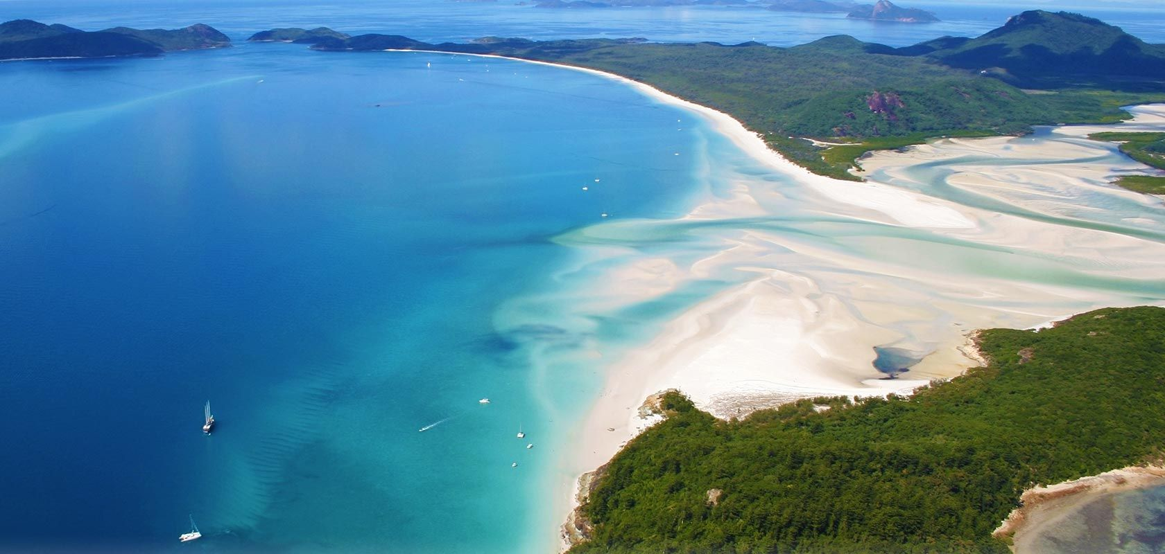 Whitehaven Beach – Australia spiagge più belle del mondo