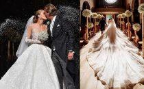Victoria Swarovski: matrimonio di lusso con un abito da sposa da 1 milione di dollari