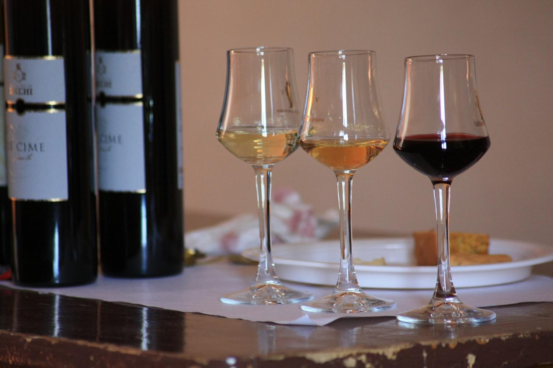 bicchiere vino passito