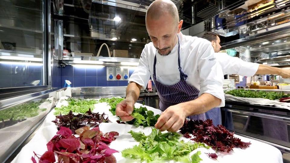 chef italiani stellati più influenti enrico crippa