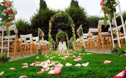 Le migliori location per matrimoni chic [FOTO]