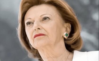 Chi è Maria Franca Fissolo, la donna più ricca del mondo a capo dell'impero Ferrero