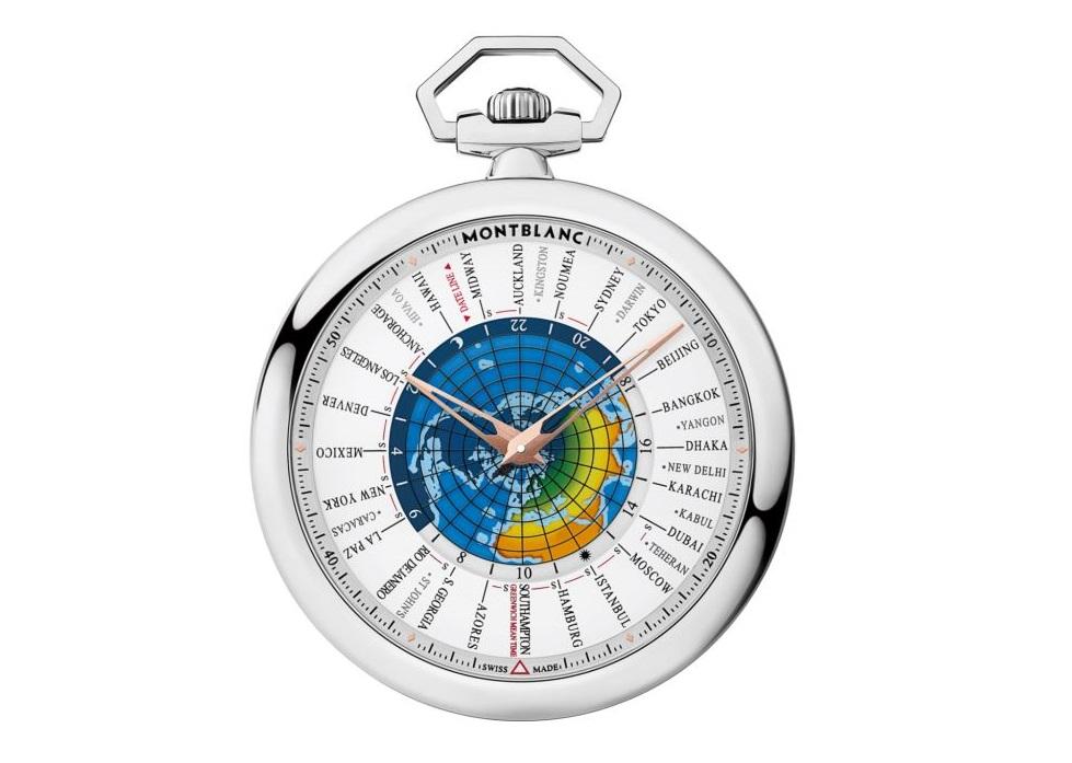 orologio montblanc da tasca