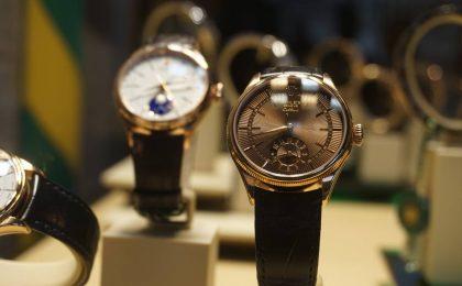 La classifica delle migliori marche di orologi di lusso