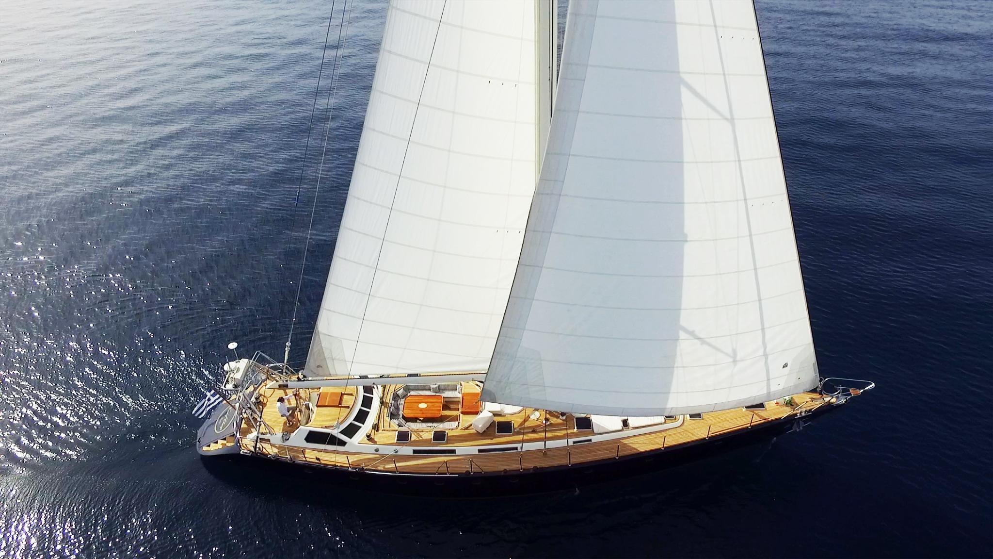 Barca di lusso Atene