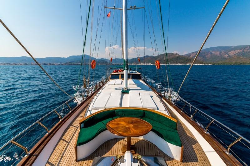 Barca di lusso Mykonos