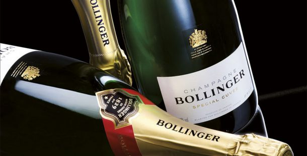 Bollinger champagne